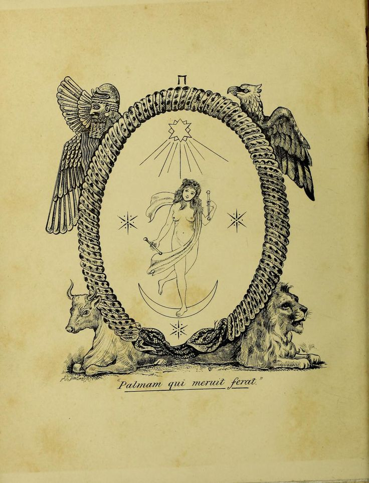 The divine pymander of Hermes Mercurius Trismegistus by Everard, John, 1575?-1650?, Published 1884