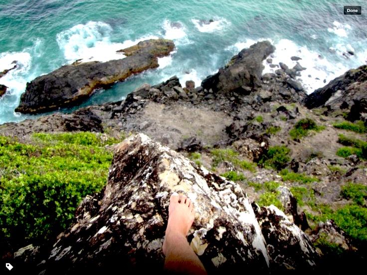 Cape Byron Cliff Edge, Byron Bay, NSW