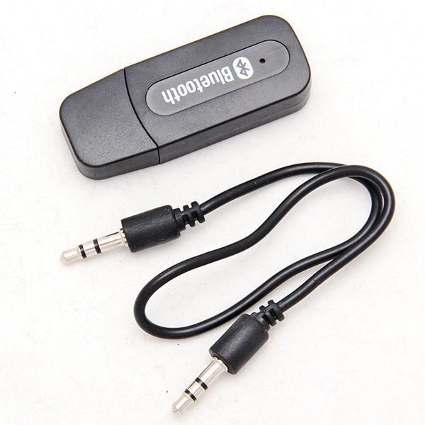 USB 3.5mm Wireless Bluetooth Music Audio Car Handsfree Receiver Adapter-in USB Bluetooth Adapters/Dongles from Computer & Office on Aliexpress.com | Alibaba Group