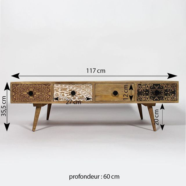 25+ best ideas about Table Basse Bois Massif on Pinterest  Table basse bois,