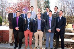 Don't Bash the 'Stache -- Faculty blog about #Movember and raising awareness about men's health.  #Mustaches #BoardingSchool #PrivateSchool