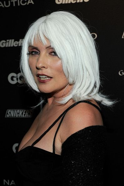 debbie harry images | Deborah Harry Deborah Harry attends GQ's The Gentlemen's Ball at The ...