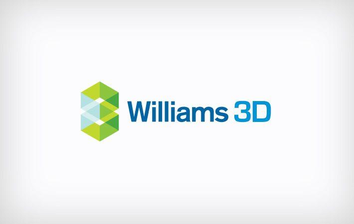 Williams 3D logo