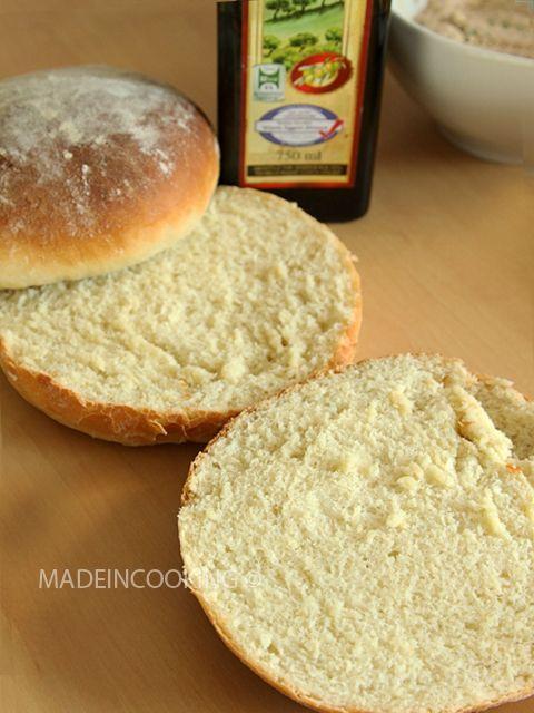 """Faluche- pain des Flandres pour sandwich façon """"pan bagnat"""""""