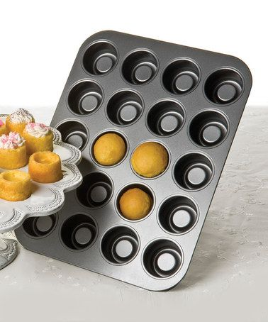 Take a look at this Tea Cake Pan by Chicago Metallic Bakeware on #zulily today!