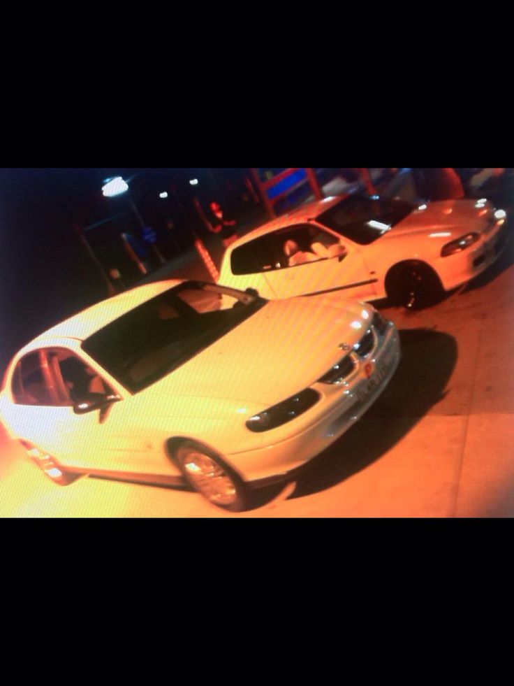 Mine & my cuzin car out for a cruise