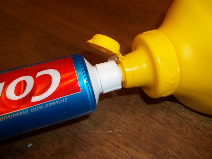 April Fools Day idea...  Fill the toothpaste tip with mustard, or you could seal it with glue and poke holes on the tube so when victim squeezes, it oozes everywhere!