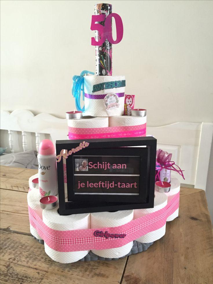 50 jaar sarah cadeautjes Kado 50 jaar | Homemade creations | Pinterest   Verjaardag  50 jaar sarah cadeautjes