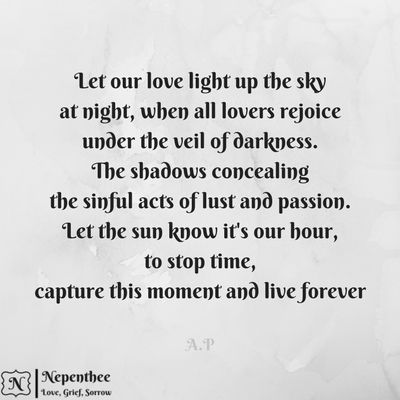 Let our love light up the sky tonight. #love #quotes #night