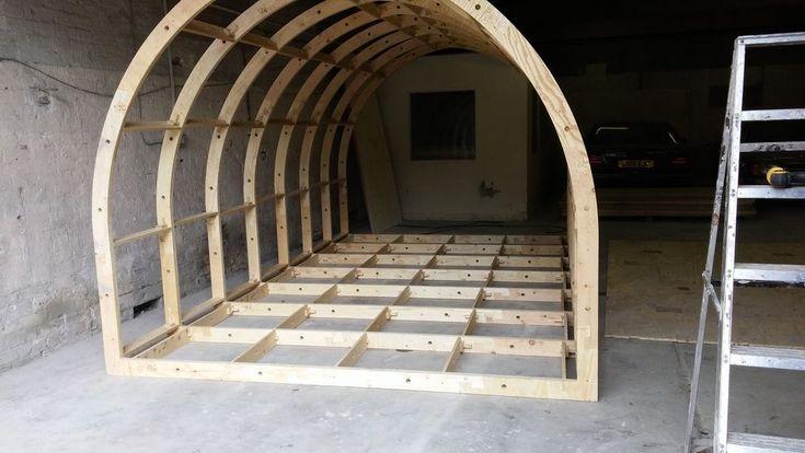 Glamping_Pod (New Design 4.600m x 2.850m), Garden Room, Office Frameworks in Garden & Patio, Garden Structures & Shade, Other Garden Structures | eBay