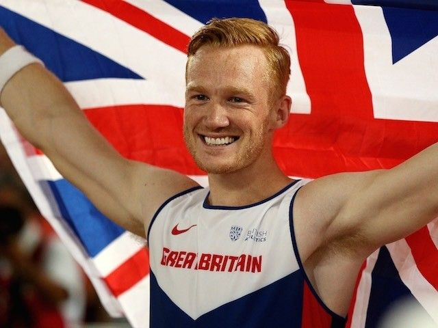Greg Rutherford joins 'Strictly Come Dancing'