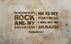 psalm 62:2 - Google Search