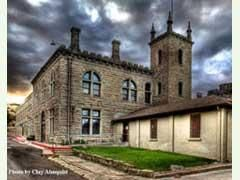 Boise, ID - The Old Idaho Penitentiary opened its doors in 1872 to some of the West's most desperate criminals.  Today, visitors can experience over 100 years of Idaho's unique prison history with a visit to Solitary Confinement, cell blocks, and the Gallows.