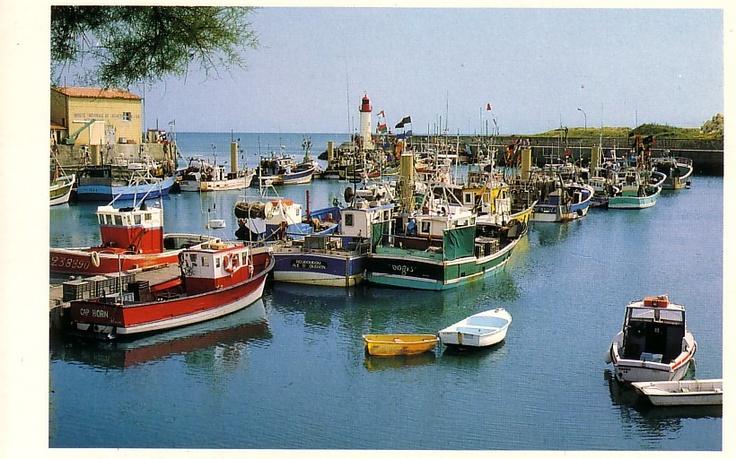 La Cotinière Ile d'Oleron