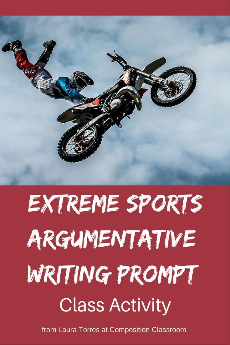 Need A High Interest Critical Thinking Prompt You Can T Go Wrong With These Extreme Sport Video Argumentative Writing Essay Topic Topics Good Sports