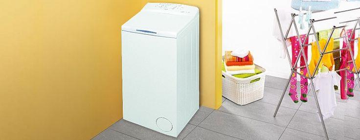 Automatická pračka Whirlpool AWE 50510 bílá | KASA.cz