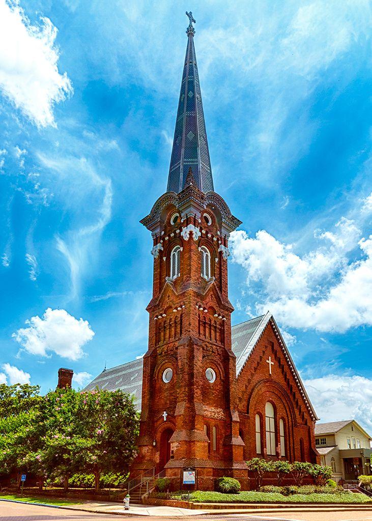 Church of the Holy Trinity (Vicksburg, Mississippi).