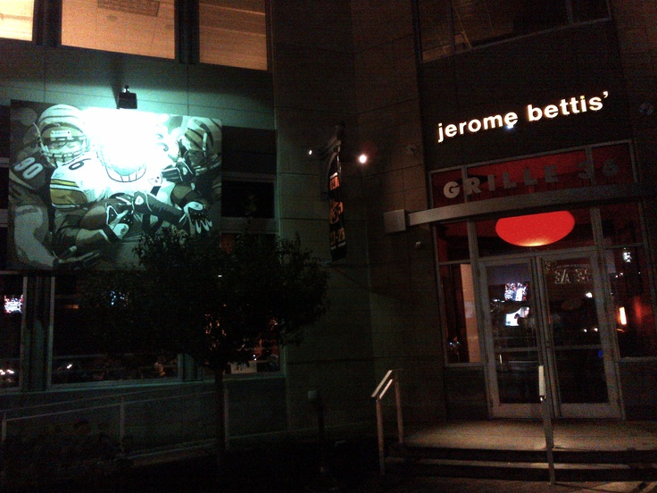 Jerome Bettis Restaurant Pittsburgh Pa