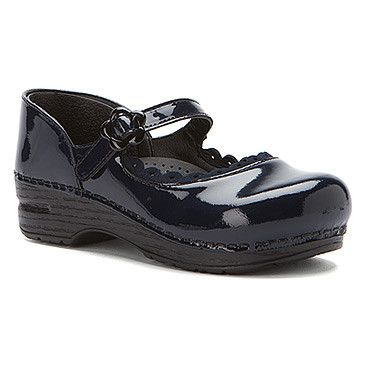 The Dansko Jill is like the Jamie and the Gitte all rolled into one fabulous…