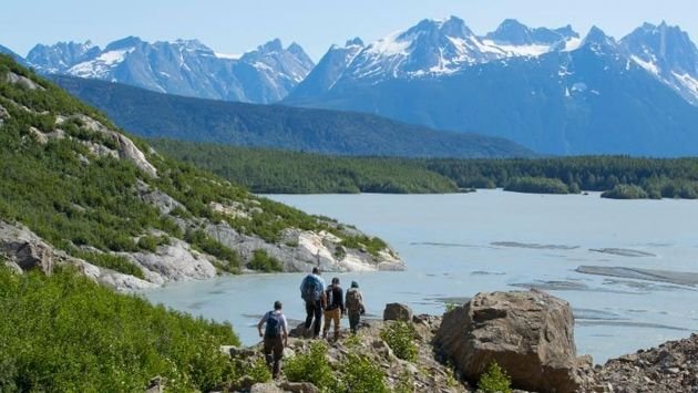 Seabourn Prepares for 2017 Return to Alaska with Optional Tours