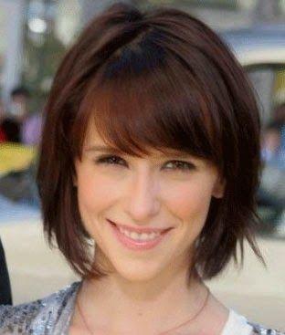 Jennifer Love Hewitt Short Hair Cabelo curto Franja