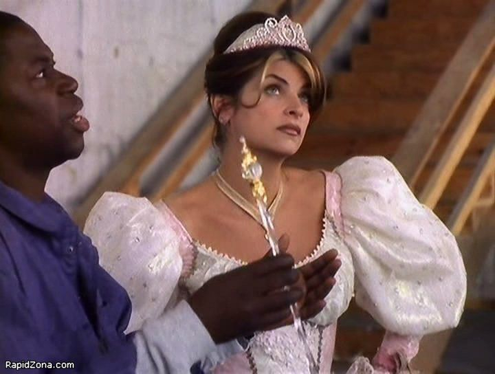 Kirstie Alley is The Tooth Fairy
