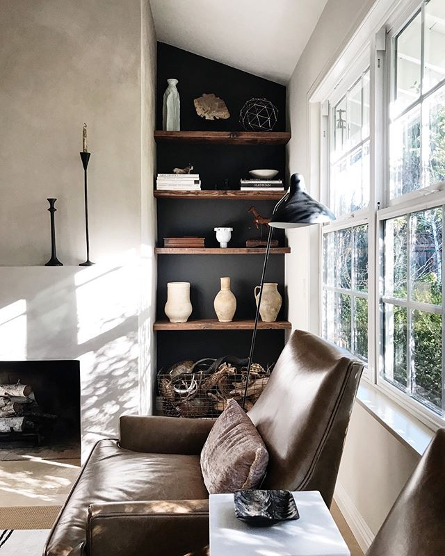 Amazing Contrast And Texture In The Shelf Styling Carol Estes Cestesdesign In 2020 House Interior Home Living Room Home #texture #for #living #room