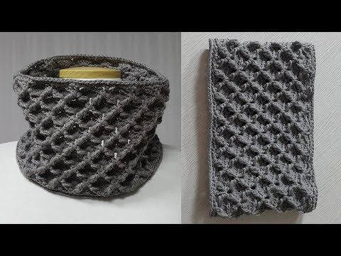 대바늘 버블무늬 뜨기-Bubble Wrap Stitch - YouTube