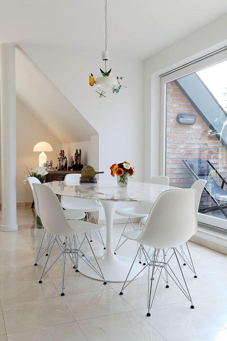 Knoll Saarninen Tulip table