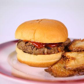 Meatloaf Sandwich,  Carla Hall of The Chew (ABC)