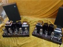 Lumley Reference 120 Valve Monoblocks, used, for sale, secondhand