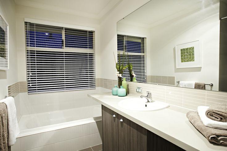 Homebuyers Centre - Escape Display Home Bathroom