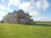 Self-catering country house in Scottish Borders
