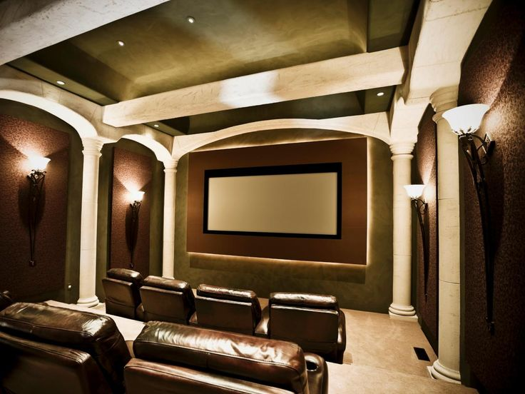 153 best images about home theater inspiration on pinterest theatre rooms media rooms and - Best home theater design inspiration ...