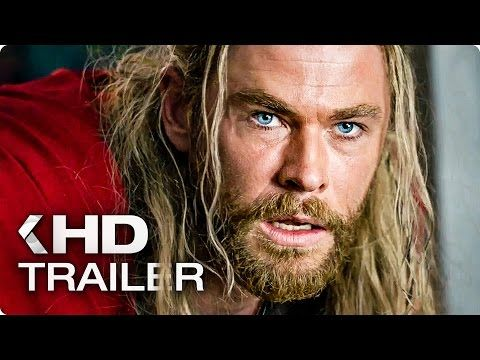 THOR 3: Ragnarok Trailer (2017) - YouTube- I love how Marvel just put in a few seconds of Loki, as if they are attempting to remind us that the movie is supposed to be about Thor and not his baby brother Loki, and yet all we talk about is how awesome Loki's comic inspired costume is and how much we LOVE Loki