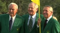 Honorary starters for the 2012 Masters. Augusta National