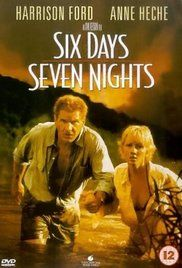 Six Days Seven Nights Poster