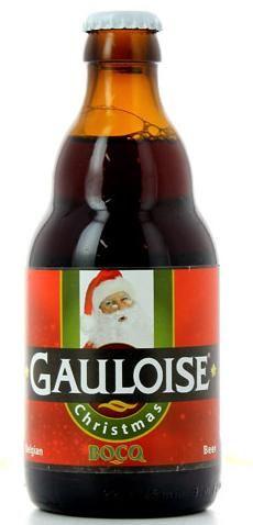 Mr. Beer - Cerveja Gauloises Christmas bocq - R$ 31,90
