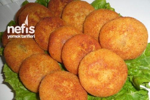 Ispanaklı Patates Köftesi  Tarifi