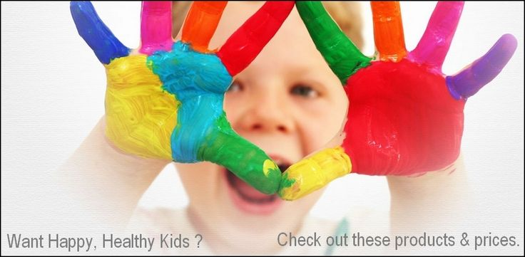 WANT HEALTHY HAPPY KIDS?
