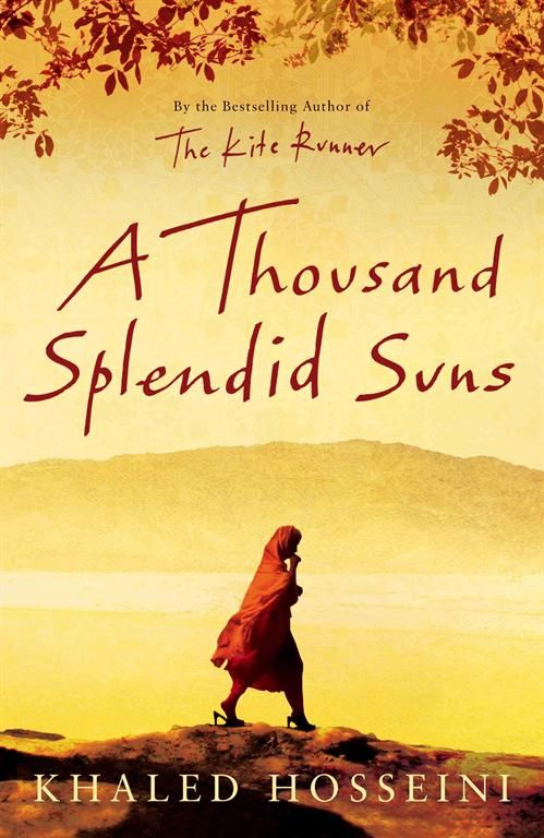 """A man's heart is a wretched, wretched thing. It isn't like a mother's womb. It won't bleed. It won't stretch to make room for you."" - A Thousand Splendid Suns, Khaled Hosseini"