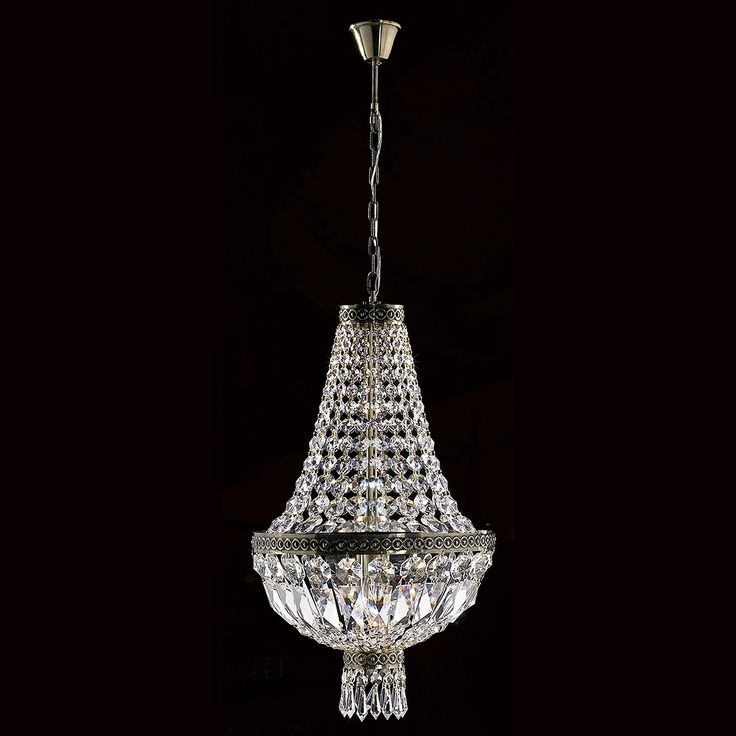 This Stylish Five Light Chrome Finish Crystal Chandelier Is A Perfect Update To Any Room In