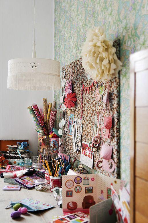 Eclectic workspace | PLAZA Interiör