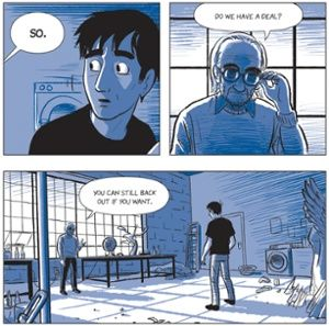 The Sculptor review – Scott McCloud's first graphic novel in a decade examines art and commerce