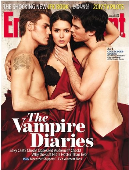 Nina is the luckiest woman alive.