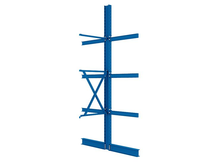 Cantilever Rack Medium-Heavy Duty Double Sided Adder Kit 14′ to 16′