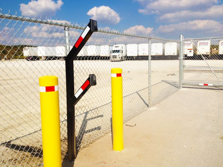 Trucking & Transportation Entry System #EntrySystem #AccessControl #Transportation #Industrial