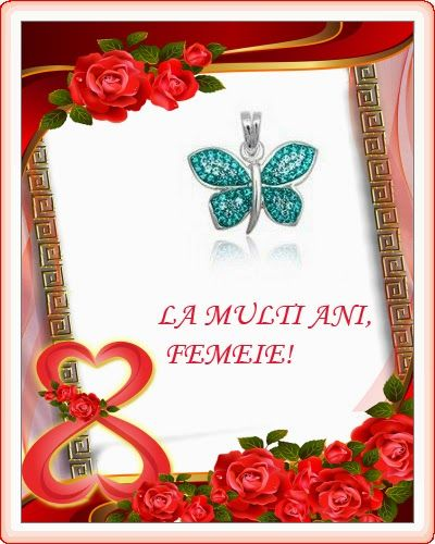 Daniele: Ce inseamna 8 Martie pentru mine  http://daniela-florentina.blogspot.ro/2015/03/ce-inseamna-8-martie-pentru-mine.html