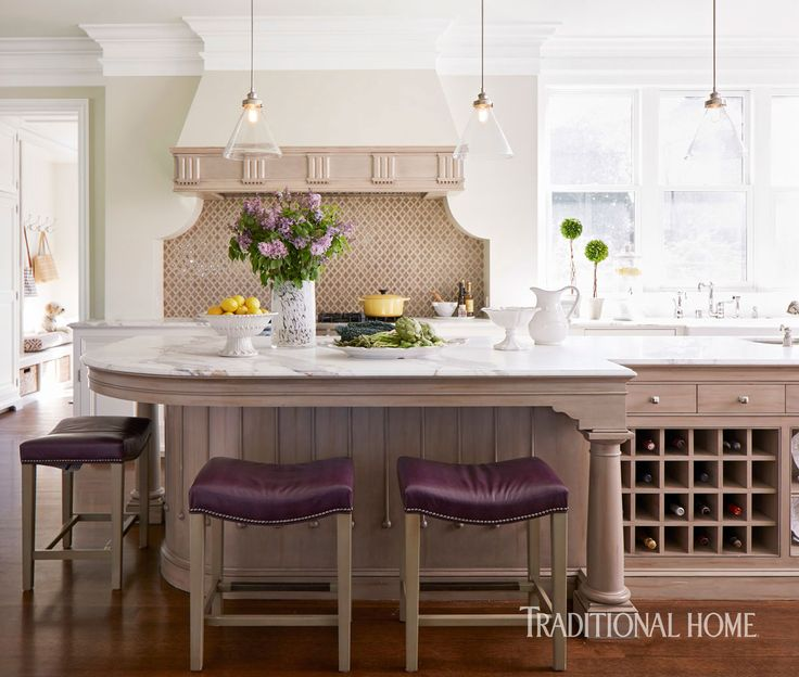 PInterior Designer Kendall Wilkinson Reinvents A Young Familys Historic California Home With Classic Beautiful KitchensBeautiful HomesCalifornia