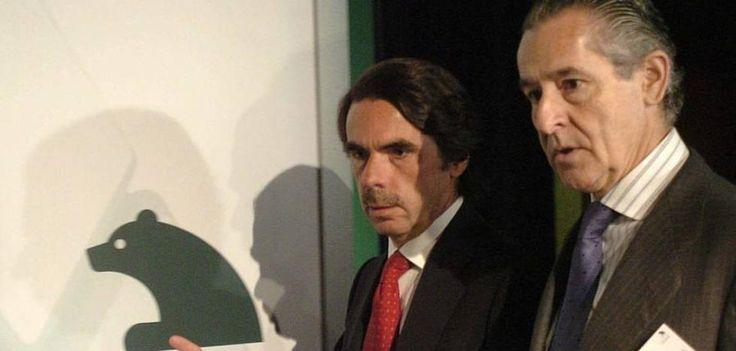 Blesa le buscó a Aznar un contrato como comisionista de una empresa que vendía armamento a Venezuela http://www.eldiariohoy.es/2017/07/blesa-le-busco-a-aznar-un-contrato-como-comisionista-de-una-empresa-que-vendia-armamento-a-venezuela.html?utm_source=_ob_share&utm_medium=_ob_twitter&utm_campaign=_ob_sharebar #MiguelBlesa #Aznar #rajoy #corrupcion #corruptos #anticorrupcion #españa #politica #banco #gente #denuncia #Venezuela #unidospodemos #podemos